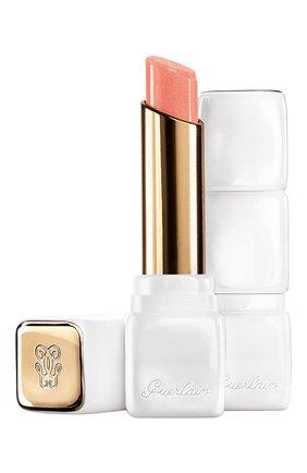 Женский бальзам для губ kisskiss, оттенок r347 персиковый восход GUERLAIN бесцветного цвета, арт. G042888 | Фото 1