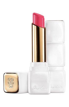 Женский бальзам для губ kisskiss, оттенок r375 нежный румянец GUERLAIN бесцветного цвета, арт. G042889 | Фото 1