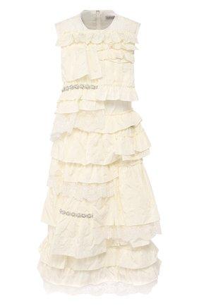 Платье Moncler Simone Rocha | Фото №1