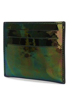 Мужской кожаный футляр для кредитных карт reverse GIVENCHY разноцветного цвета, арт. BK6003K0QV | Фото 2