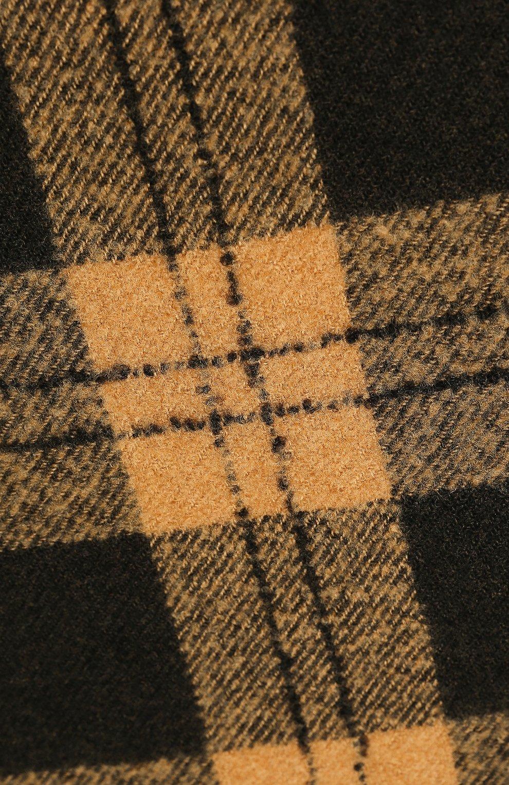 Шарф из смеси шерсти и кашемира | Фото №2