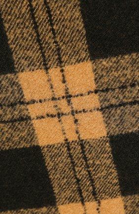 Мужской шарф из смеси шерсти и кашемира Z ZEGNA бежевого цвета, арт. Z6L86/26H | Фото 2