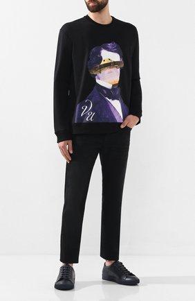 Хлопковый свитшот Valentino x Undercover | Фото №2