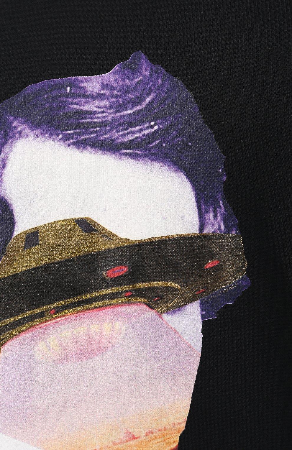 Хлопковый свитшот Valentino x Undercover | Фото №5