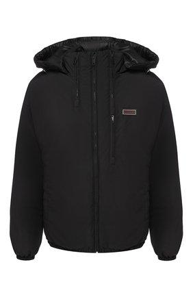 Мужская куртка GIVENCHY черного цвета, арт. BM00B9101E | Фото 1