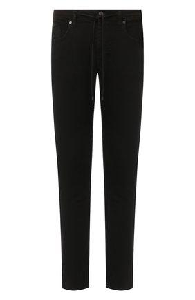 Мужские джинсы 7 FOR ALL MANKIND черного цвета, арт. JSU6V830BL | Фото 1