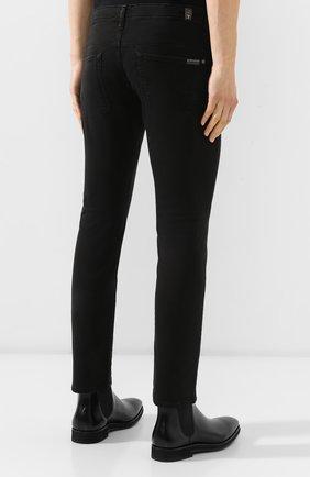 Мужские джинсы 7 FOR ALL MANKIND черного цвета, арт. JSU6V830BL   Фото 4