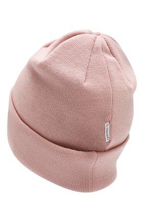 Детского шерстяная шапка IL TRENINO розового цвета, арт. 18 7319/LR | Фото 2