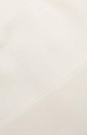 Детского шерстяная шапка IL TRENINO белого цвета, арт. 18 7319/LR | Фото 3