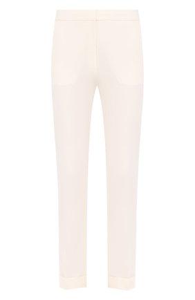 Женские шерстяные брюки STELLA MCCARTNEY бежевого цвета, арт. 543857/SNB77   Фото 1