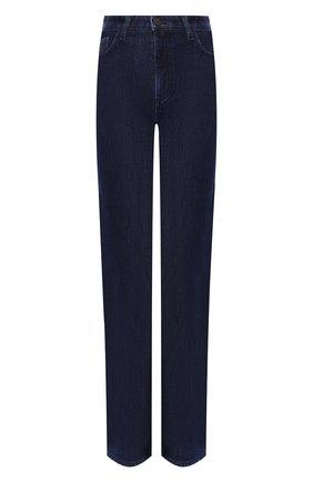 Женские джинсы LORO PIANA синего цвета, арт. FAI8679   Фото 1