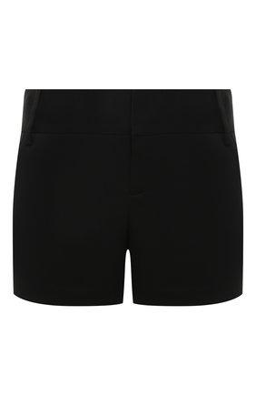 Женские шорты ALICE + OLIVIA черного цвета, арт. W000133198 | Фото 1