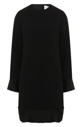 Женское платье VICTORIA, VICTORIA BECKHAM черного цвета, арт. DRVV 680 PAW19 S0FT CREPE | Фото 1