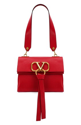 Женская сумка valentino garavani vring small VALENTINO красного цвета, арт. SW2B0E03/NKL | Фото 1