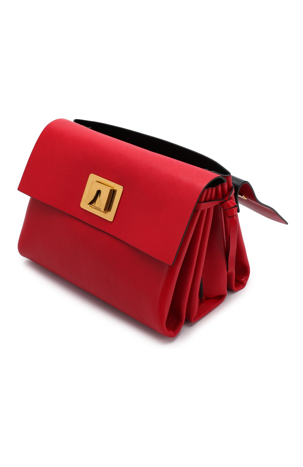 Женская сумка valentino garavani vring small VALENTINO красного цвета, арт. SW2B0E03/NKL | Фото 4