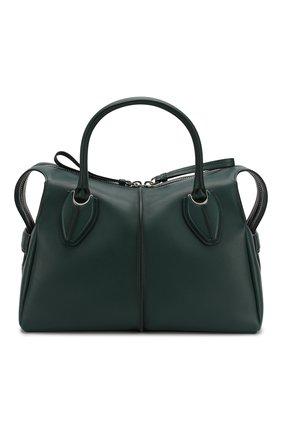 Женская сумка d-styling TOD'S зеленого цвета, арт. XBWANYH0300XPA | Фото 1