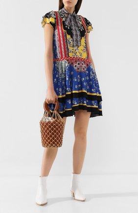 Женская сумка moreau STAUD коричневого цвета, арт. 14-9006 | Фото 2