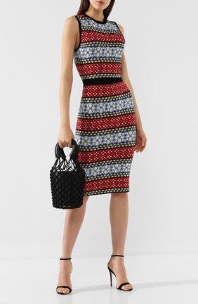 Женская сумка moreau STAUD черного цвета, арт. 14-9006 | Фото 2