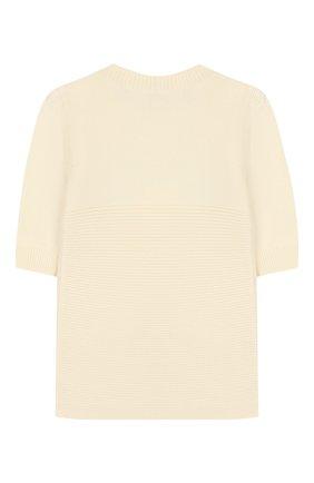 Женский шерстяное платье BURBERRY белого цвета, арт. 8013656 | Фото 2