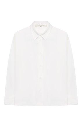 Хлопковая блузка | Фото №1