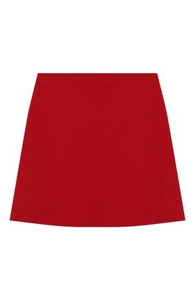 Детская юбка DAL LAGO красного цвета, арт. R292/8111/13-16 | Фото 2