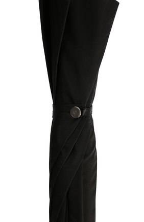 Мужской зонт-трость ERMENEGILDO ZEGNA черного цвета, арт. Z6J91/LZR | Фото 5