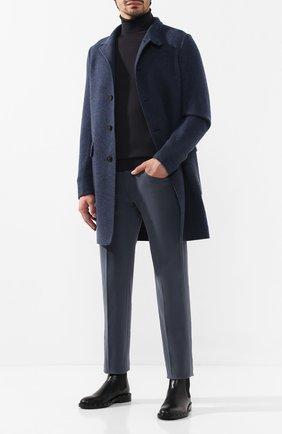 Мужские джинсы GIORGIO ARMANI серого цвета, арт. 6GSJ67/SN15Z | Фото 2