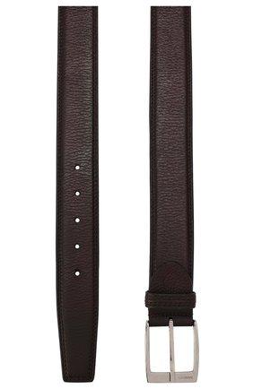 Мужской кожаный ремень BARRETT бордового цвета, арт. 81B537.6/CERV0 ASP | Фото 2