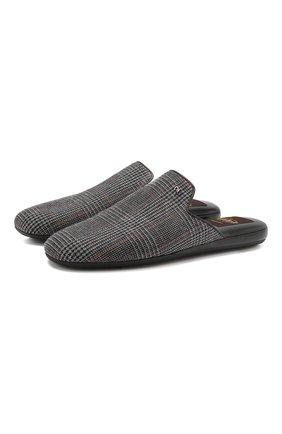 Домашние текстильные туфли | Фото №1