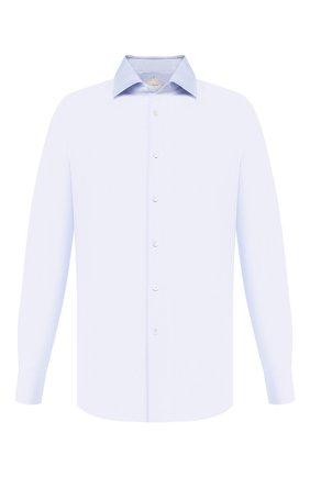 Мужская хлопковая сорочка PAL ZILERI голубого цвета, арт. P370G45----B0226 | Фото 1