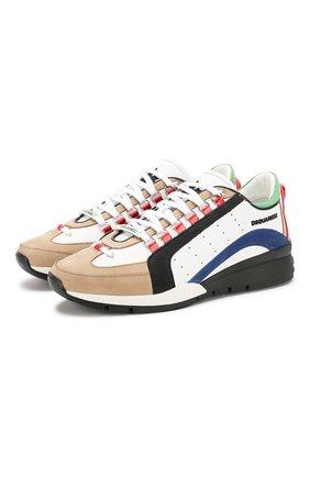 Комбинированные кроссовки 551 | Фото №1