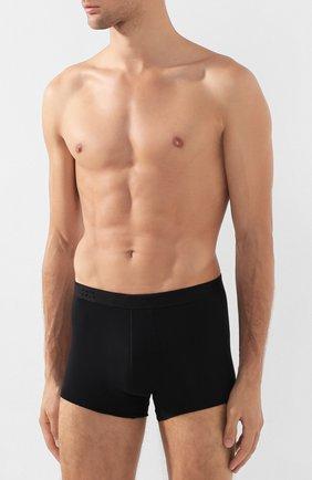Мужские боксеры DEREK ROSE черного цвета, арт. 8567-ALEX001 | Фото 2