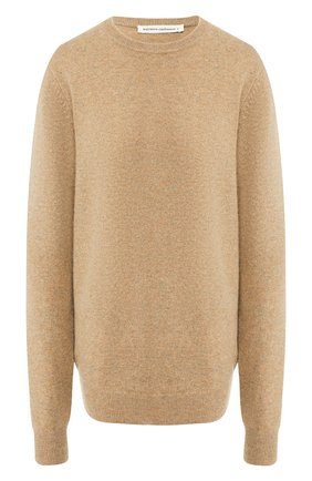 Женский кашемировый пуловер EXTREME CASHMERE бежевого цвета, арт. 036/BE CLASSIC | Фото 1