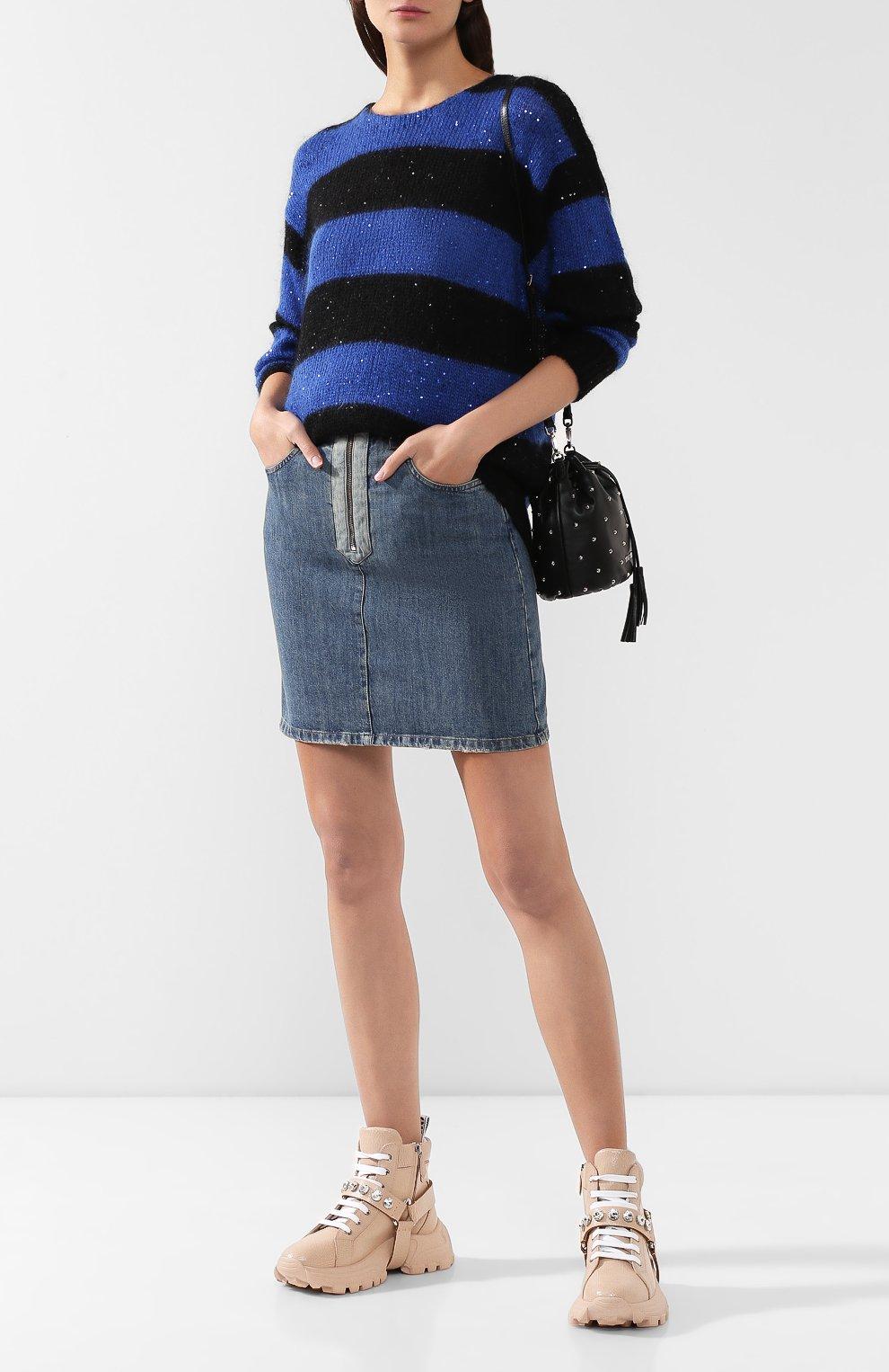 Джинсовая юбка   Фото №2