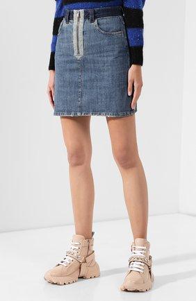 Джинсовая юбка   Фото №3