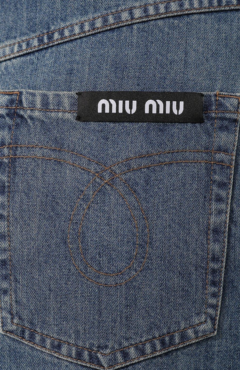 Джинсовая юбка   Фото №5