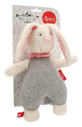 Детского игрушка розовый кролик SIGIKID разноцветного цвета, арт. 39036 | Фото 2