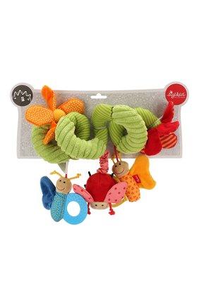 Детского развивающая игрушка бабочка SIGIKID разноцветного цвета, арт. 42249 | Фото 1