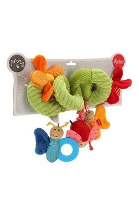 Детского развивающая игрушка бабочка SIGIKID разноцветного цвета, арт. 42249 | Фото 2
