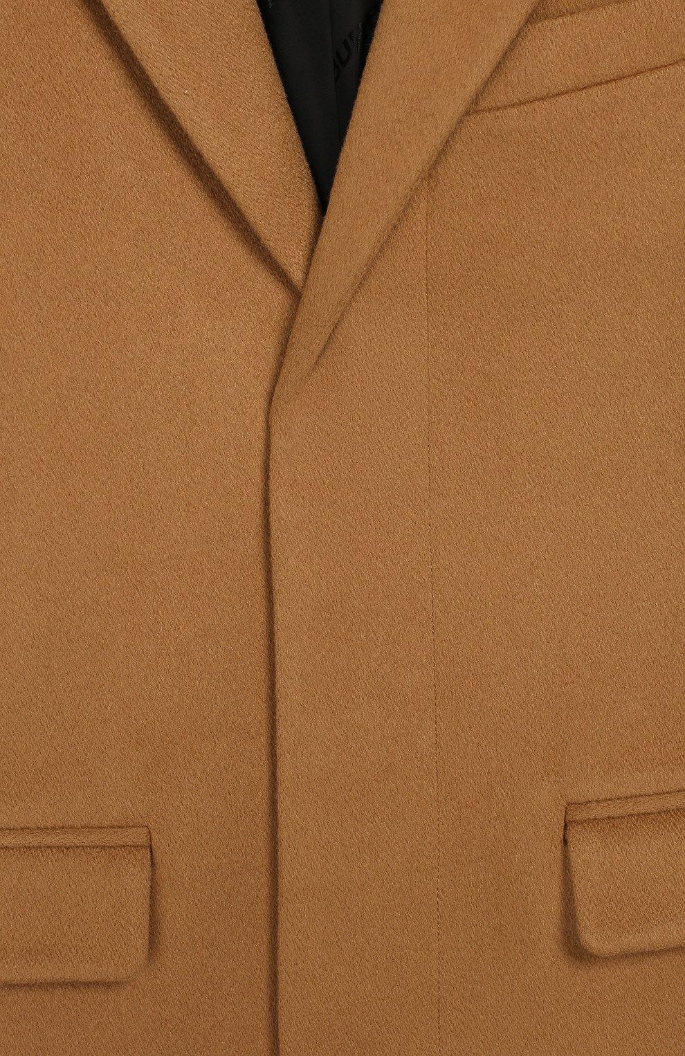 Кашемировое пальто | Фото №3