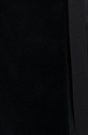 Детский бархатный жакет CAF синего цвета, арт. 501-VC-AI1920/9A-11A | Фото 3