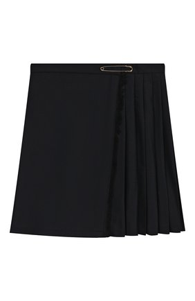 Детская юбка DAL LAGO темно-синего цвета, арт. R299/8739/13-16 | Фото 1