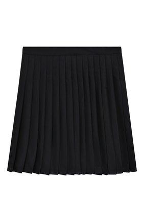 Детская юбка DAL LAGO темно-синего цвета, арт. R299/8739/13-16 | Фото 2