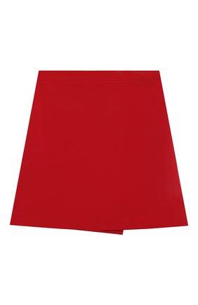 Детская юбка DAL LAGO красного цвета, арт. R292/8111/7-12 | Фото 2