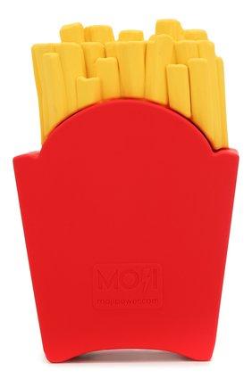 Мужского портативный аккумулятор fries MOJI POWER красного цвета, арт. MP001FR | Фото 2