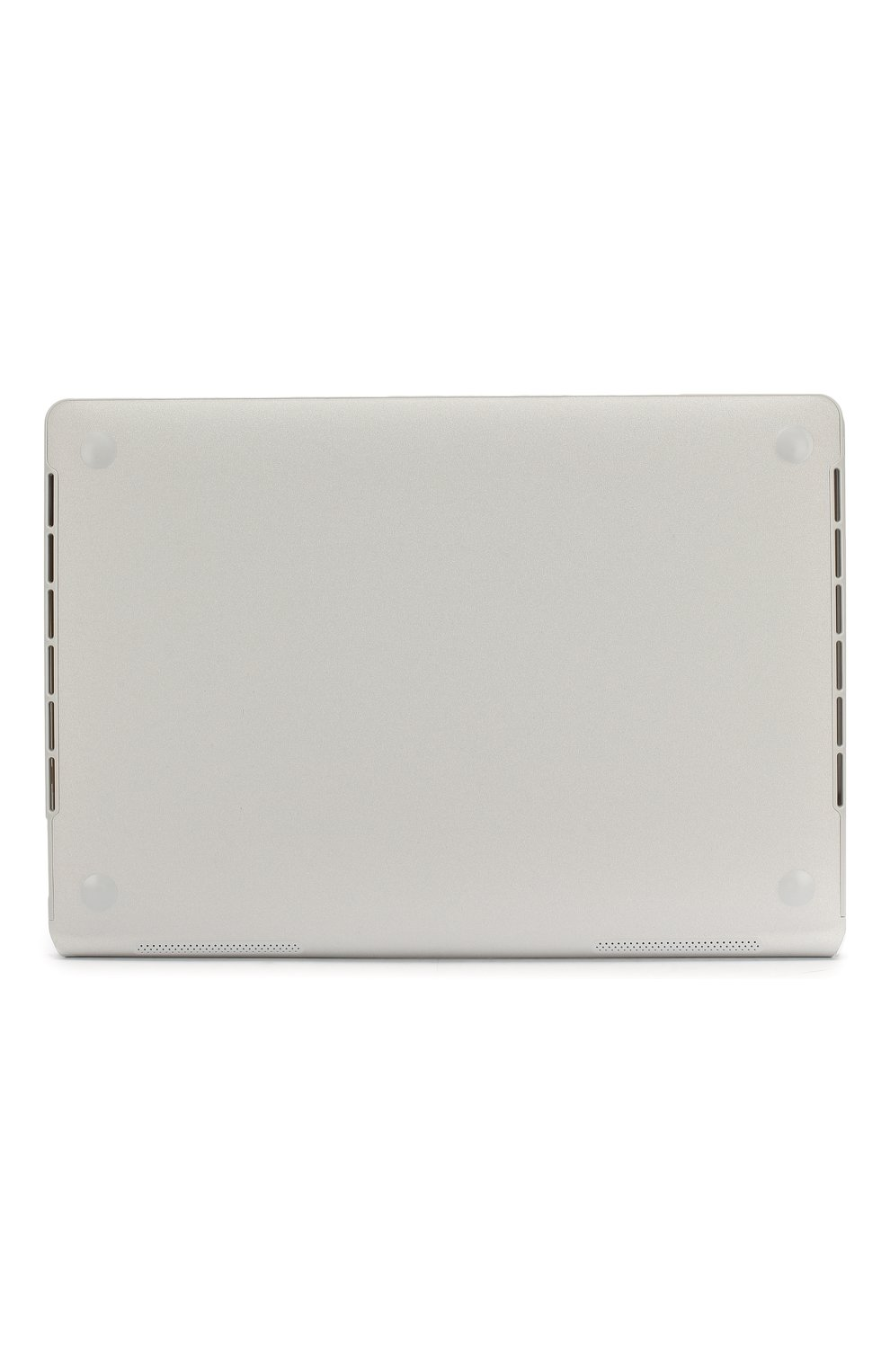 "Чехол для macbook pro 15"" APPLE  светло-серого цвета, арт. INMB900310-SLV   Фото 2"