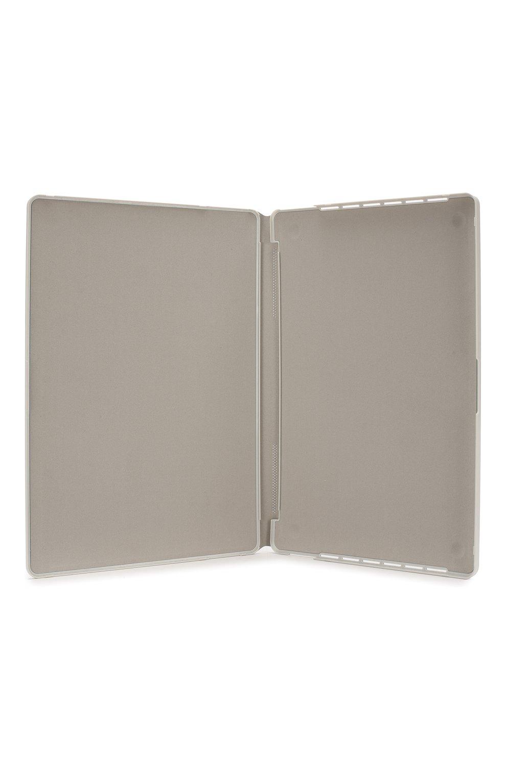 "Чехол для macbook pro 15"" APPLE  светло-серого цвета, арт. INMB900310-SLV   Фото 3"