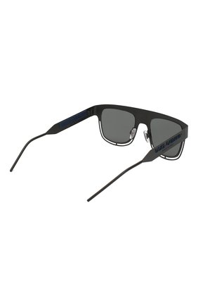Мужские солнцезащитные очки DOLCE & GABBANA черного цвета, арт. 2232-110696 | Фото 3