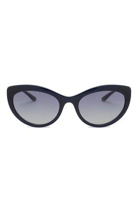 Женские солнцезащитные очки DOLCE & GABBANA синего цвета, арт. 6124-30944L   Фото 3
