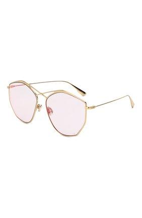 Женские солнцезащитные очки DIOR светло-розового цвета, арт. DI0RSTELLAIRE4 000 | Фото 1